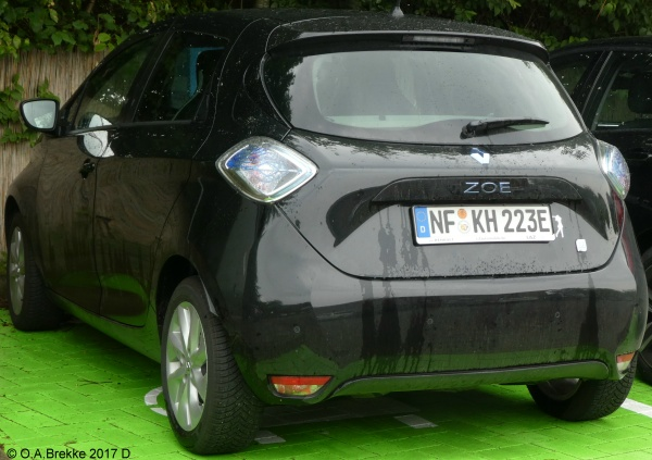 Germany electric vehicle NF KH 223 E.jpg (132 kB)