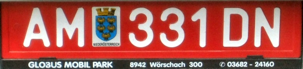 Austria repeater plate close-up AM 331 DN.jpg (46 kB)