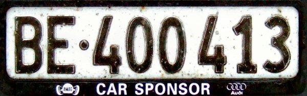 Switzerland normal series front plate close-up BE·400413.jpg (68 kB)