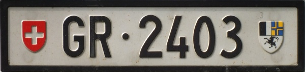 Switzerland normal series rear plate close-up GR·2403.jpg (36 kB)