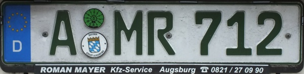 Germany road tax free series close-up A MR 712.jpg (45 kB)