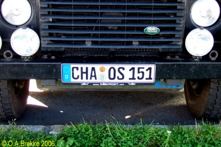 Germany normal series CHA OS 151.jpg (53 kB)