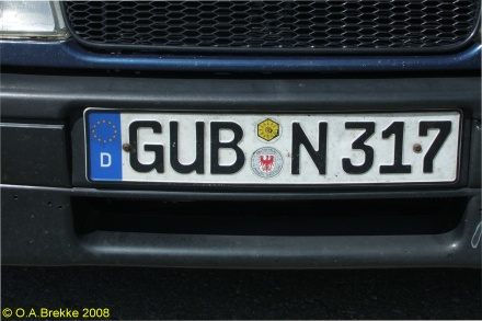 Germany normal series GUB N 317.jpg (55 kB)