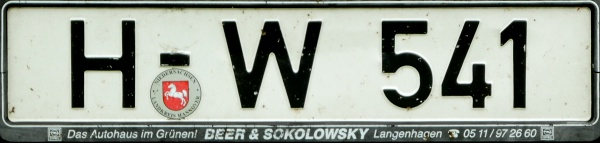 Germany normal series former style close-up H-W 541.jpg (69 kB)