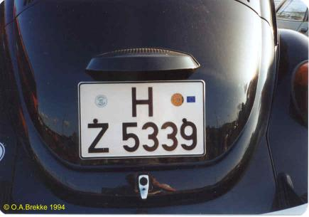 Germany normal series former style H-Z 5339.jpg (18 kB)