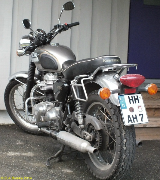 Germany normal series motorcycle HH AH 7.jpg (145 kB)