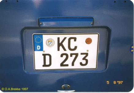 Germany normal series KC D 273.jpg (18 kB)