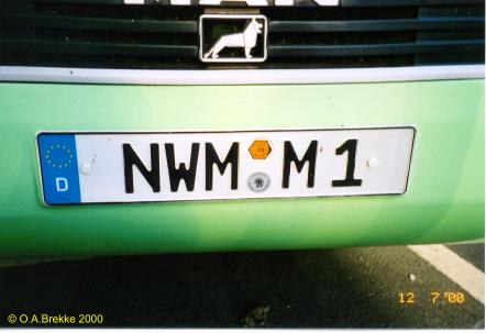 Germany normal series NWM M 1.jpg (20 kB)