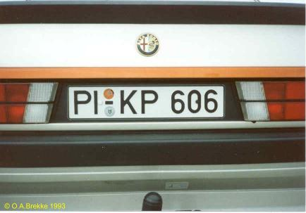 Germany normal series former style PI-KP 606.jpg (19 kB)