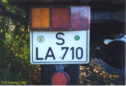 Germany normal series former style S-LA 710.jpg (22 kB)