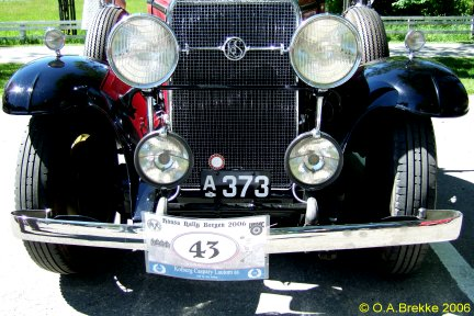 Denmark historically correct number plate front A 373.jpg (52 kB)