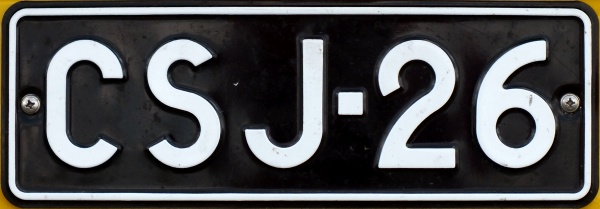 Finland personalized series pre-1971 vehicle close-up CSJ-26.jpg (53 kB)