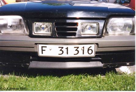 Faroe Islands former taxi series F 31316.jpg (32 kB)