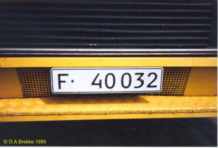 Faroe Islands former bus series F 40032.jpg (24 kB)