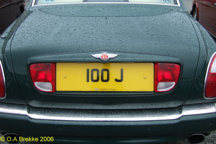 Great Britain former normal series remade as cherished number 100 J.jpg (43 kB)