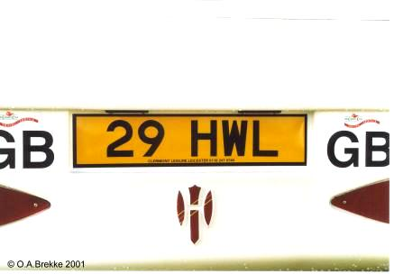 Great Britain former normal series remade as cherished number 29 HWL.jpg (16 kB)