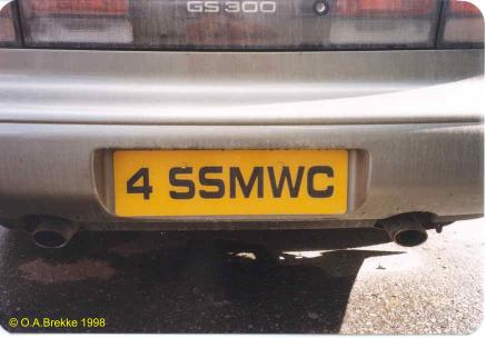Great Britain former normal series remade as cherished number 455 MWC.jpg (21 kB)