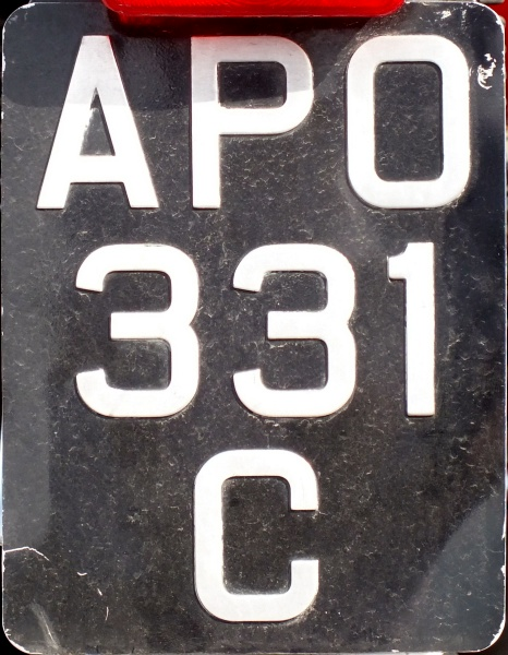 Great Britain former normal series motorcycle close-up APO 331 C.jpg (128 kB)