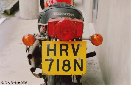 Great Britain former normal series motorcycle HRV 718N.jpg (18 kB)
