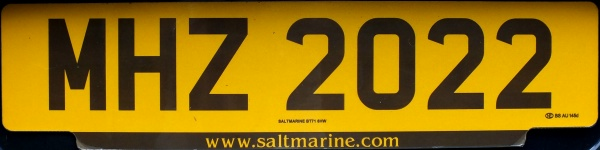 Northern Ireland normal series rear plate close-up MHZ 2022.jpg (43 kB)