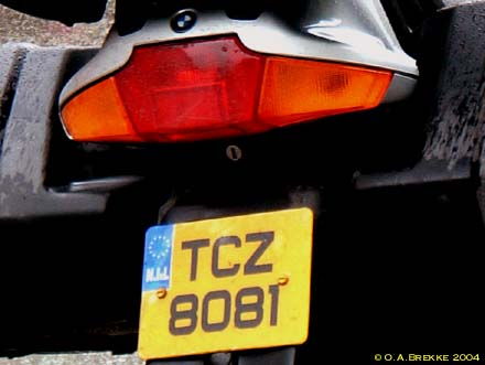 Northern Ireland normal series motorcycle TCZ 8081.jpg (20 kB)
