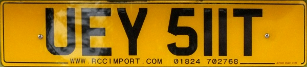 Great Britain former normal series rear plate close-up UEY 511T.jpg (41 kB)