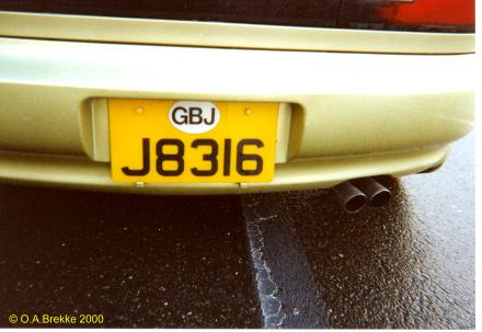 Jersey normal series rear plate J 8316.jpg (23 kB)