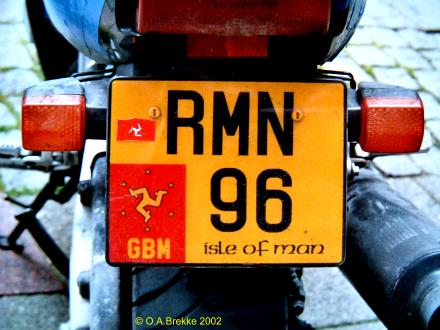 Isle of Man former normal series motorcycle reissued RMN 96.jpg (32 kB)