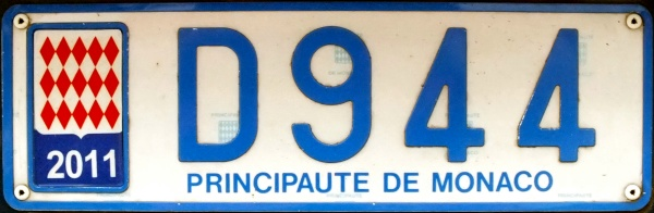 Monaco normal series rear plate former style close-up D 944.jpg (64 kB)