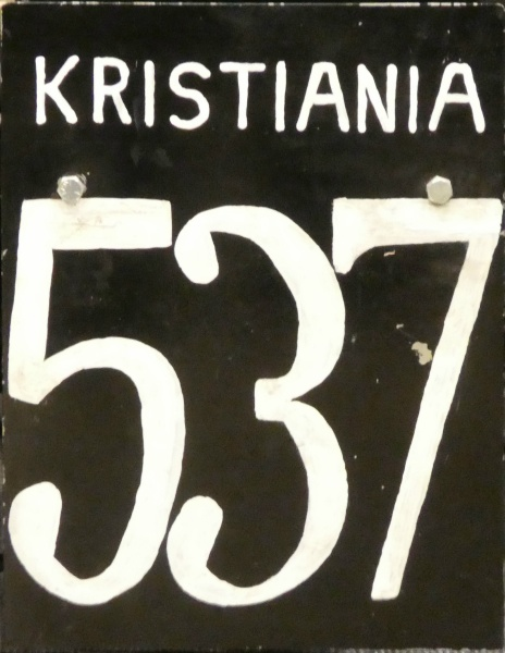 Norway antique vehicle series close-up KRISTIANIA 537.jpg (121 kB)