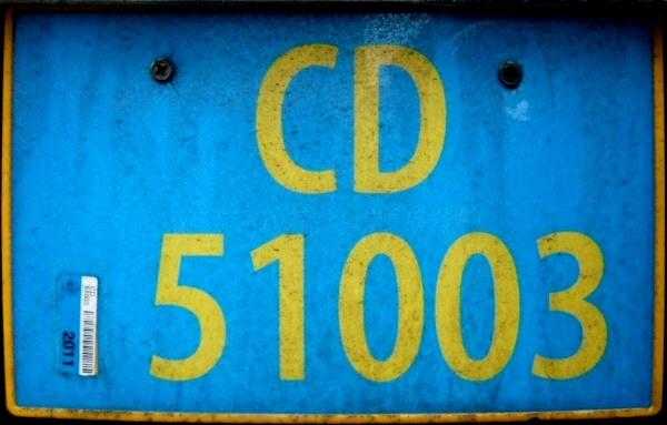 Norway diplomatic series former style close-up CD 51003.jpg (100 kB)