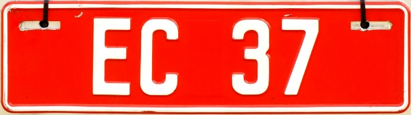 Norway former trade plate series close-up EC 37.jpg (43 kB)
