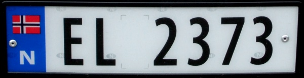 Norway electrically powered four numeral series former style close-up EL 2373.jpg (34 kB)