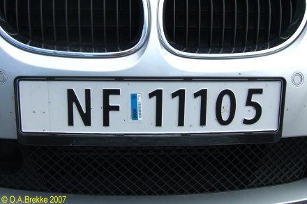 Norway normal series former style NF 11105.jpg (62 kB)