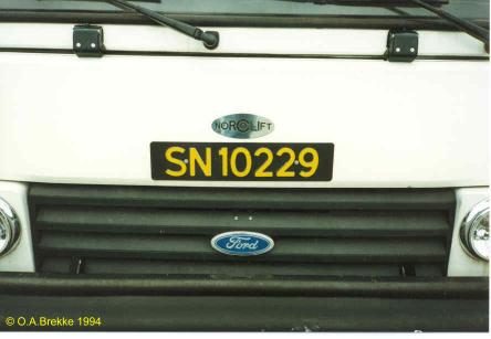 Norway vehicles not allowed on public roads series former style SN 10229.jpg (19 kB)