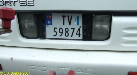 Norway normal series former miniature size TV 59874.jpg (38 kB)