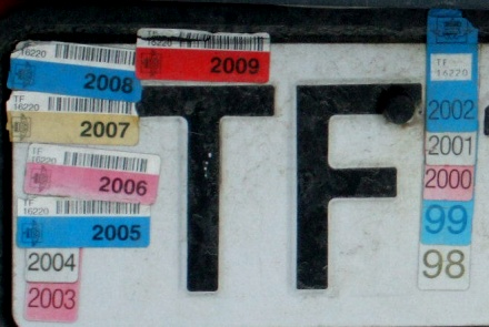 Norway normal series former style TF 16220 validation stickers.jpg (59 kB)