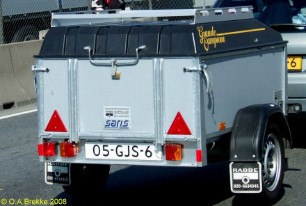 Netherlands trailer repeater plate 05-GJS-6.jpg (40 kB)