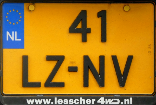 Netherlands former normal series 41-LZ-NV.jpg (112 kB)