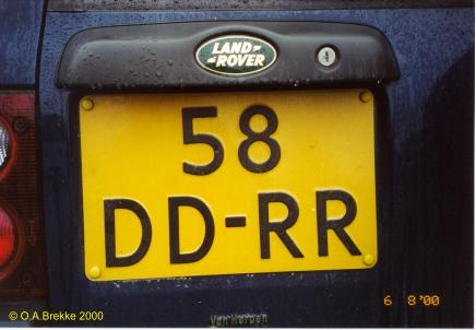 Netherlands former normal series 58-DD-RR.jpg (22 kB)