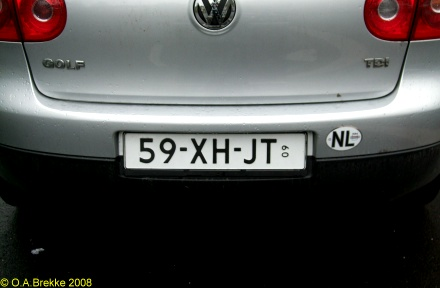 Netherlands temporary replacement plate former normal series 59-XH-JT.jpg (36 kB)