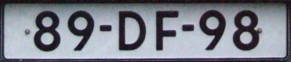 Netherlands repeater plate close-up 89-DF-98.jpg (34 kB)