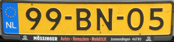 Netherlands temporary series 99-BN-05.jpg (73 kB)