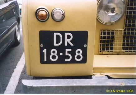 Netherlands pre-1973 car series DR-18-58.jpg (24 kB)