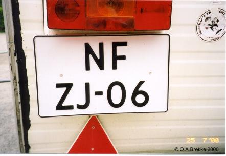 Netherlands trailer repeater plate NF-ZJ-06.jpg (21 kB)