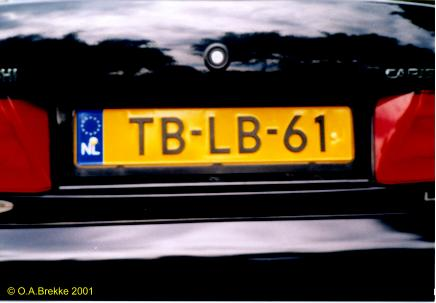 Netherlands former normal series remade TB-LB-61.jpg (19 kB)