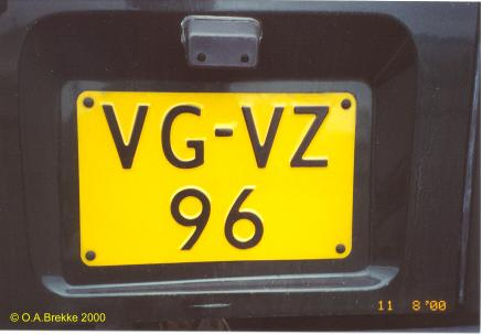 Netherlands former light commercial series VG-VZ-96.jpg (17 kB)