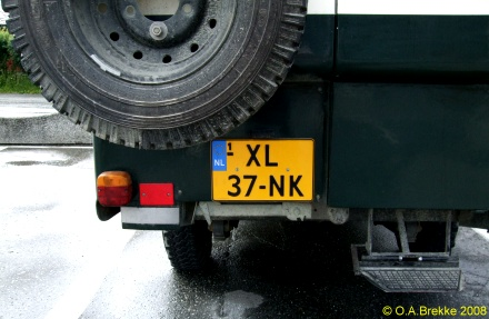 Netherlands replacement plate former normal series XL-37-NK.jpg (59 kB)