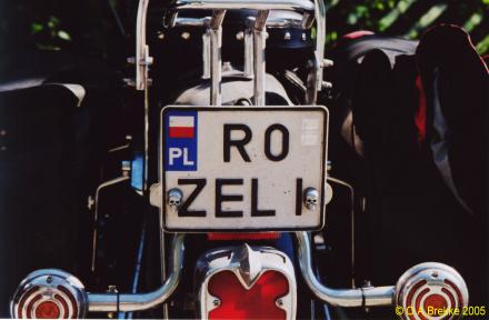 Poland personalized series motorcycle former style R0 ZELI.jpg (21 kB)
