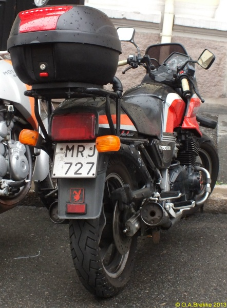 Sweden normal series motorcycle former style MRJ 727.jpg (125 kB)